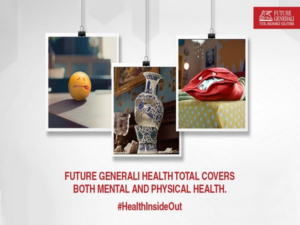 Future Generali  health insurance covers both mental and physical health