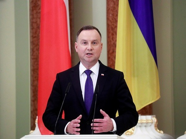 Poland President Andrzej Duda tests positive for COVID-19