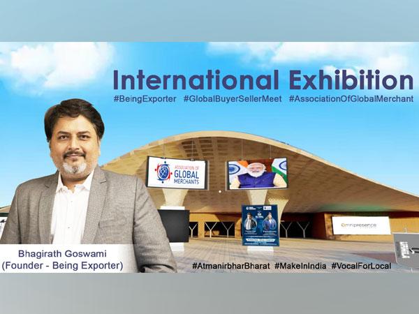 Global Buyer Seller Meet organised by Being Exporter