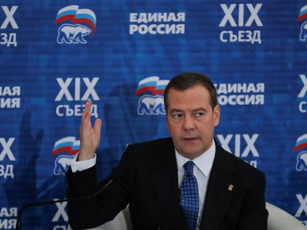 Russian PM to draw year-end conclusions in interview with 20 TV channels