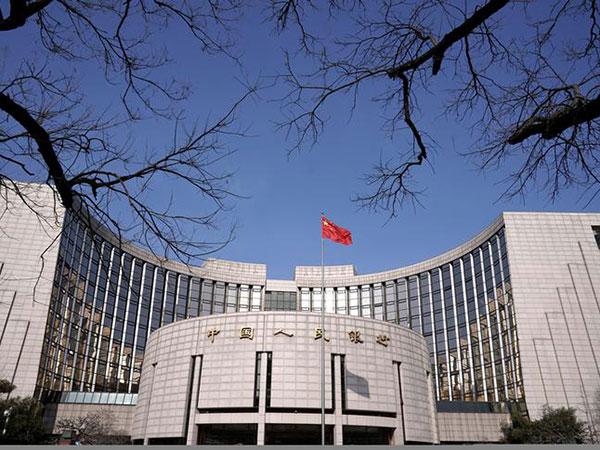 China central bank drains 300 bln yuan from market