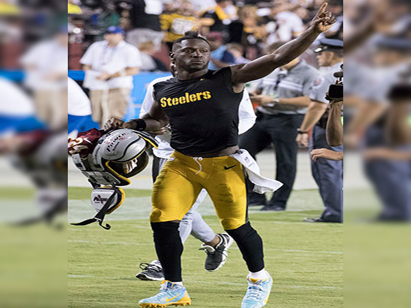 Antonio Brown suspect in battery investigation outside Florida home, his trainer arrested: report