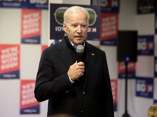Biden says Trump can win because of 'how he plays'