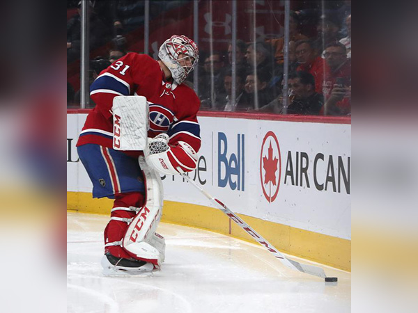 Carey Price gets rare hook as Bruins trounce Habs behind Pastrnak's hat trick