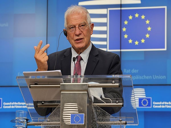 EU Urges Russia to Revise Decision on 'Unfriendly States' List, Borrell Says