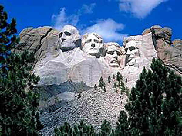 MSNBC bashed Mt. Rushmore when Trump spoke there, but previously used it for backdrop in promo