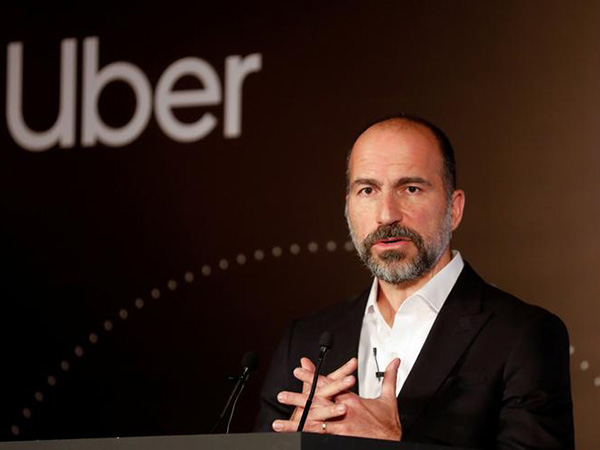 Uber lost more than $1 billion in the third quarter, but revenue growth improved