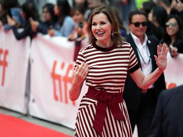 Geena Davis recalls inappropriate audition she had with director