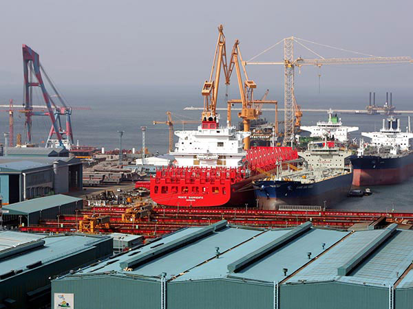 Korea Shipbuilding wins 540 bln won in orders from Asia, Europe, Africa