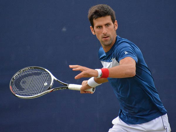Djokovic enters Serbia open semifinals