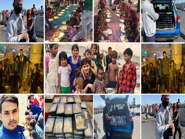 "Imaran Khan has been championing the cause through his CSR initiative of ""Free Food for Needy Children"" since 2016"