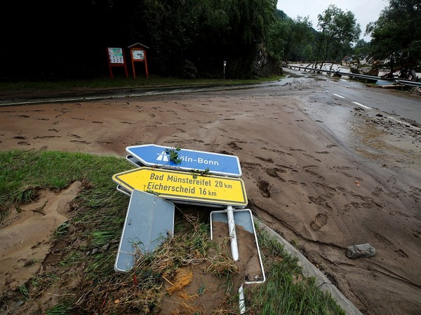 Catastrophic floods leave over 120 dead in western Europe, many more still missing
