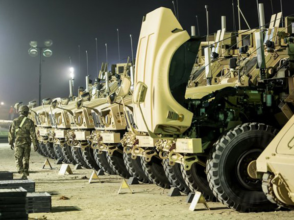 Departmental review finds no 'credible' link between Saudi arms exports and human rights abuses