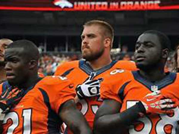 Denver Broncos install 'misting booth' to disinfect players amid coronavirus pandemic
