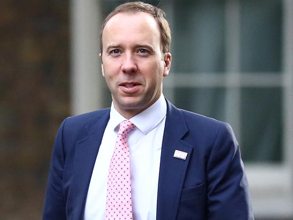 "Mystery person infected with COVID ""variant of concern"" found in UK: health secretary"