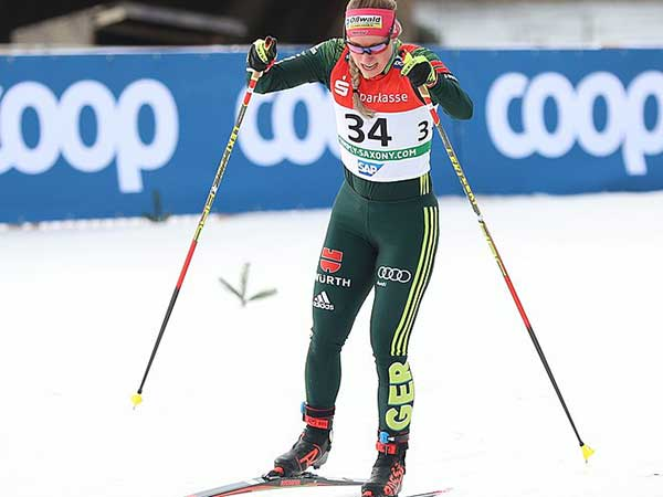 Swedish skiers sweep two titles at World Cup in Arosa