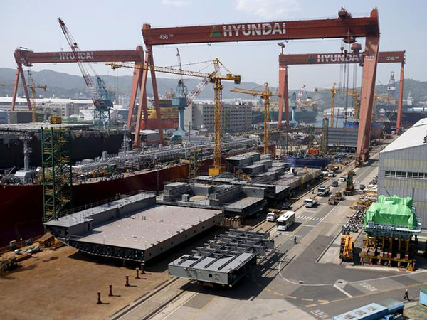 Cargo handling at seaports down 1.6 pct in Jan