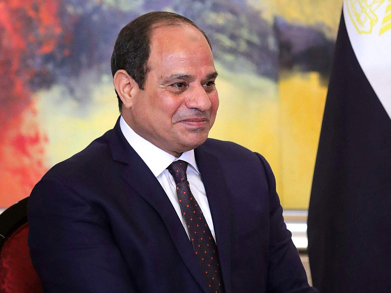 Egypt's rejection of foreign interference in Libya helps preserve political path: Sisi