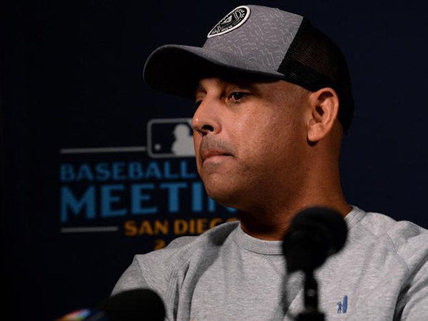 Red Sox drop manager Alex Cora after MLB sign-stealing investigation