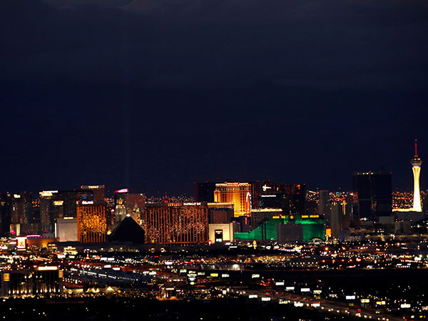 Vegas cops blame crime spike on cheap hotel rates attracting tourists: reports