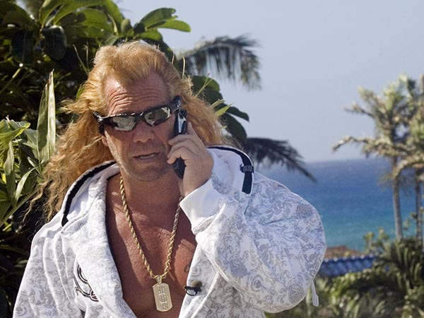 Duane 'Dog' Chapman, fiancee Francie Frane have become hunting partners: 'She fits right in'