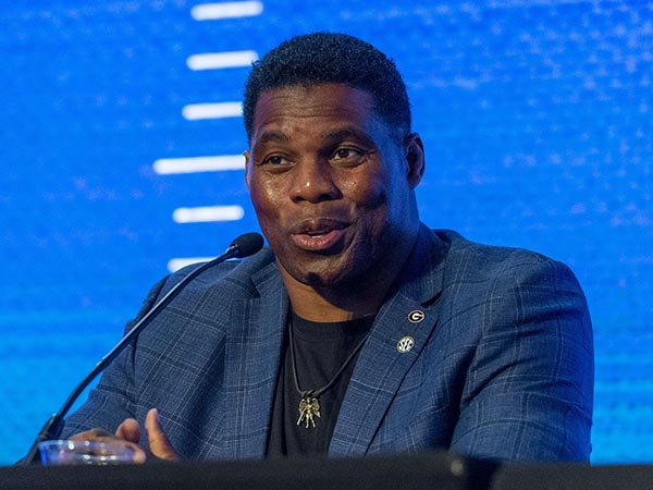 Herschel Walker asks Biden and Harris to step up as Democratic leaders and stop violence in liberal cities