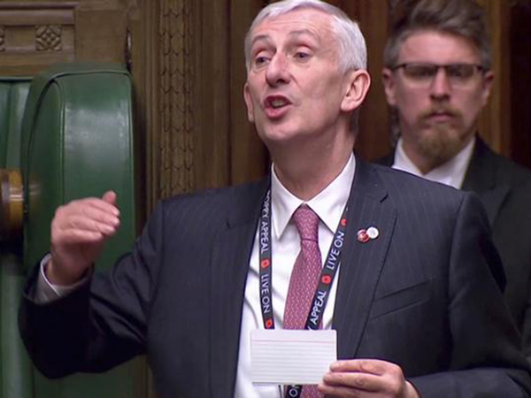 Order! UK Parliament elects Lindsay Hoyle as new Speaker
