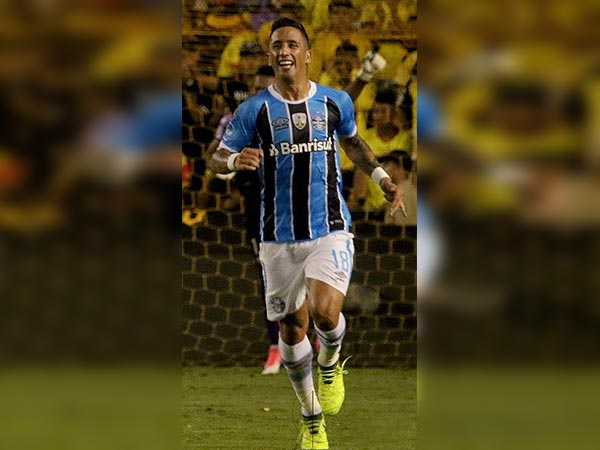 Paraguay striker Barrios sinks San Lorenzo with late goal