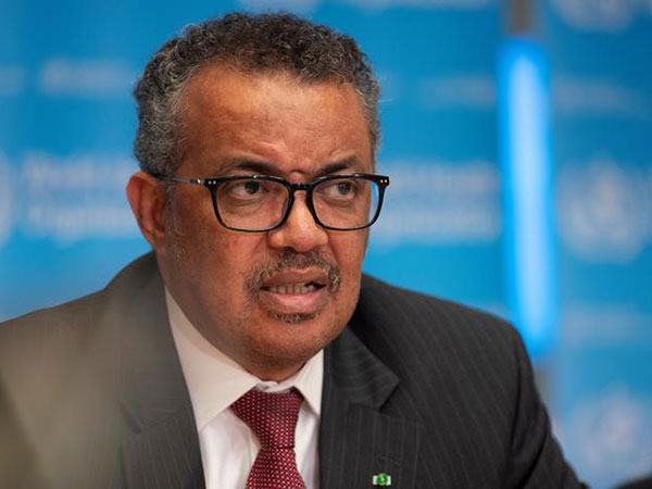 WHO chief warns coronavirus pandemic is 'accelerating'