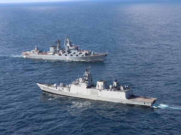 Egyptian, Spanish naval forces conduct joint drill in Red Sea