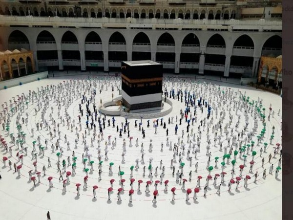 With less crowd, more restrictions Muslims begin Hajj pilgrimage amid COVID-19 pandemic