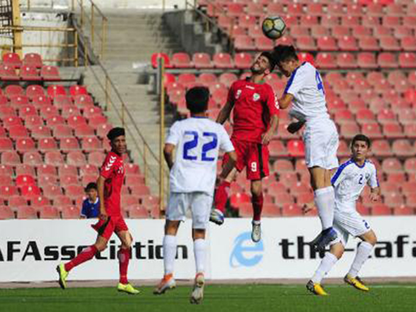 Afghanistan Grab Late Point In CAFA U-19 Championship
