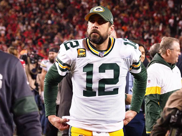 Aaron Rodgers family 'dismayed' by his religious comments on Danica Patrick's podcast: report