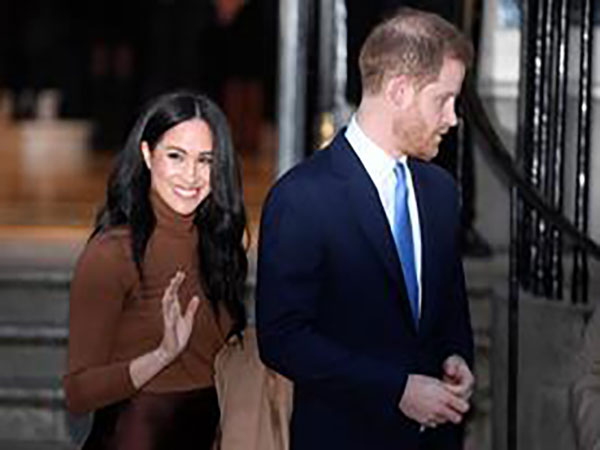 Prince Harry, Meghan Markle cozy up in $14M mansion owned by mystery magnate