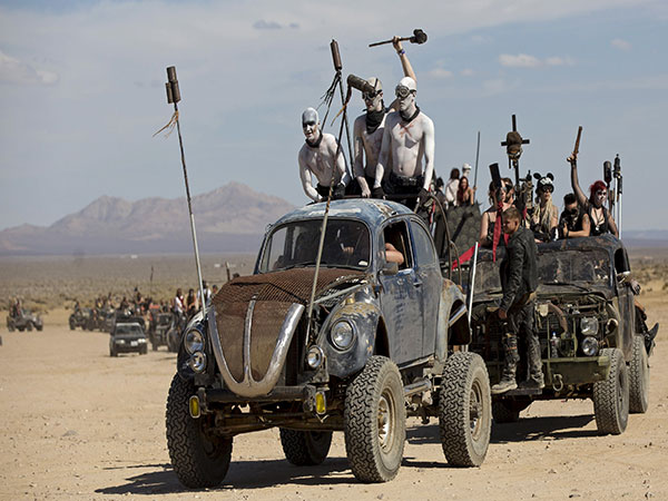 'Mad Max' actor Hugh Keays-Byrne dead at 73