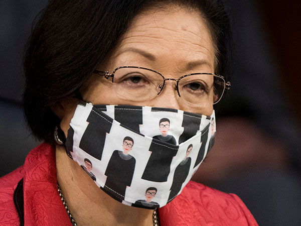 Facebook removes Babylon Bee satire mocking Sen. Hirono's treatment of Amy Barrett, says it 'incites violence'