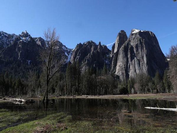 Yosemite National Park sees 170 people fall ill with gastrointestinal issues 'consistent with norovirus,' 2 cases confirmed