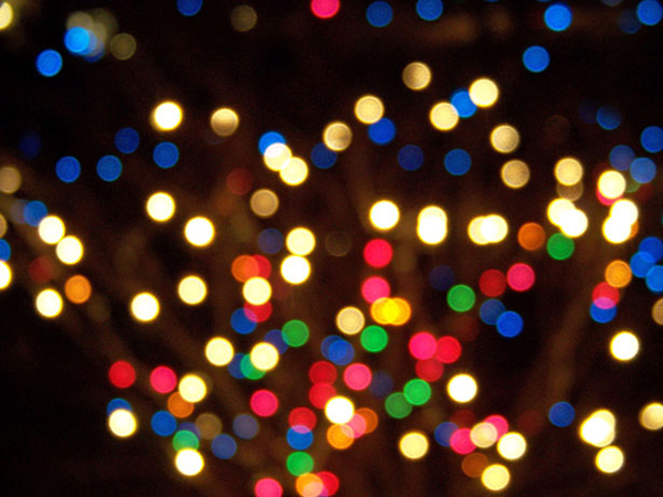 Americans rehanging Christmas lights to light darkness of coronavirus