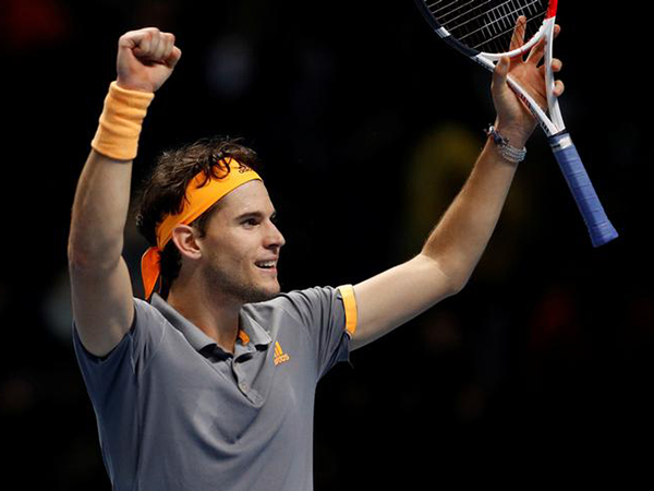 Thiem dethrones Zverev for final against Tsitsipas at ATP Finals