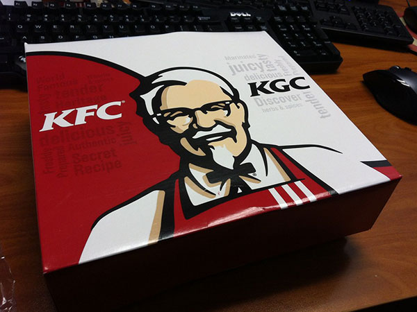 KFC employee allegedly used customer's credit card to buy roller skates