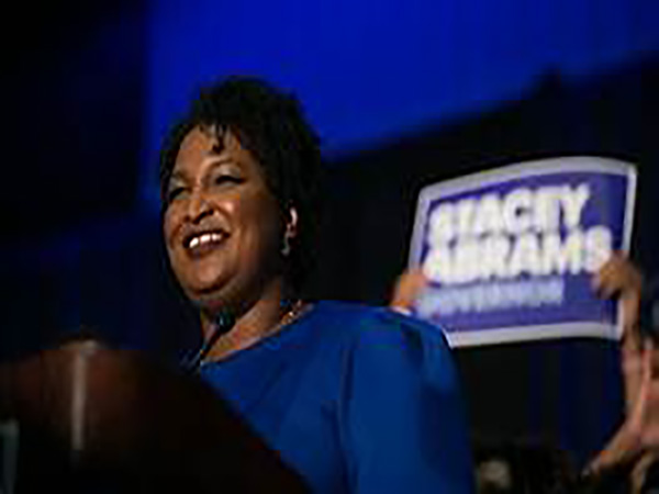 Stacey Abrams touts herself as an 'excellent running mate' for Biden