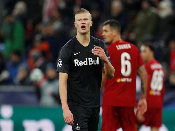 Teenage wonderkid Erling Haland joins Borussia Dortmund until 2024