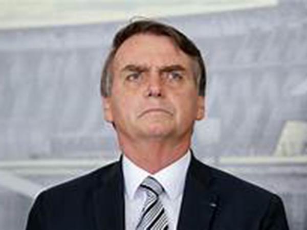 Brazil's president doing well in hospital