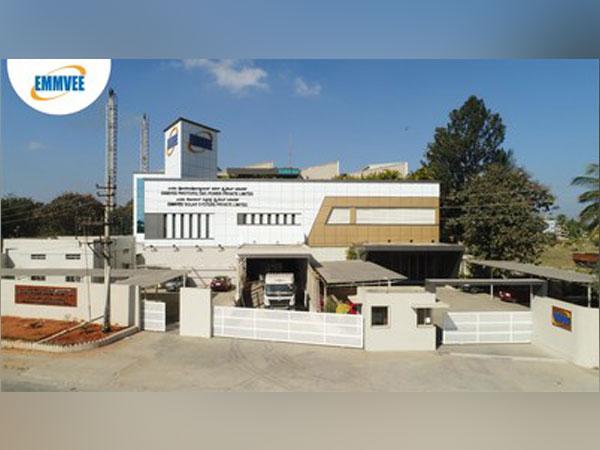 Emmvee Solar Manufacturers India