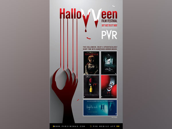 Celebrate Halloween with exclusive screening of horror films at PVR Cinemas