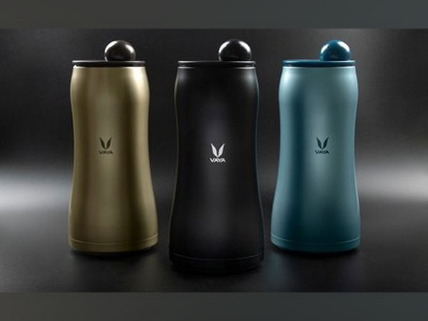 Vaya Life introduces Drynk Max, a range of 900 ml insulated stainless steel bottles