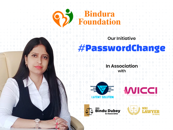 #PasswordChange, an initiative by Bindura Foundation to spread awareness on cybersecurity