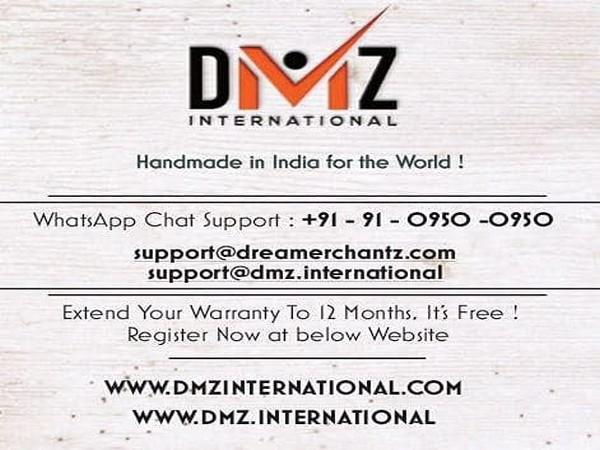 Support India's handmade handloom weavers & artisans through DMZ International now