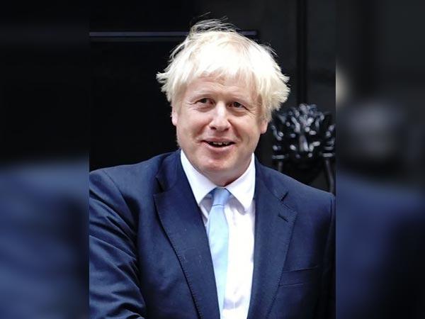 """UK PM pushes """"level up"""" message despite economic woes"""