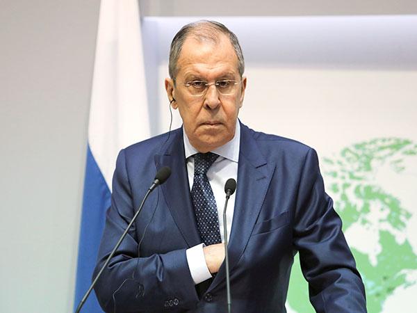 Lavrov, Blinken discuss upcoming Russia-U.S. summit over phone